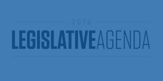 2016 Legislative Agenda